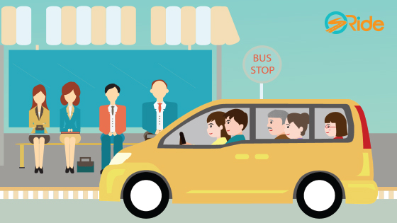 Here's why we think carpooling has endless benefits