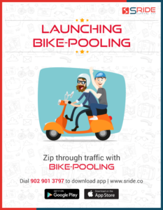 sride Bikepool_Launch